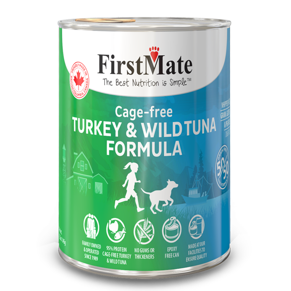 FirstMate- Free-Run-Turkey-&-Wild-Tuna