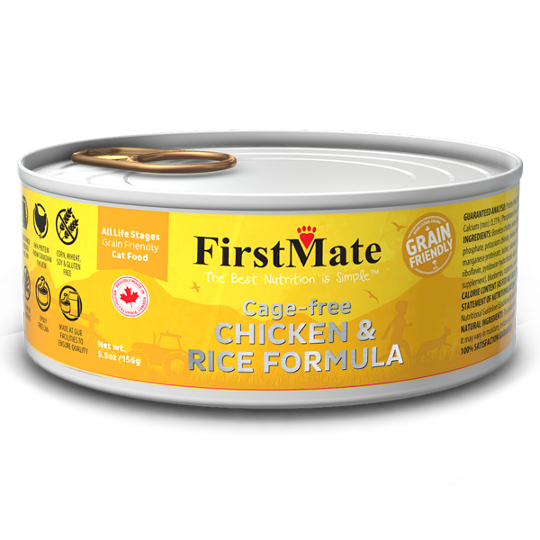 FirstMate-Grain-Friendly-Cage-Free-Chicken-&-Rice-for-Cats