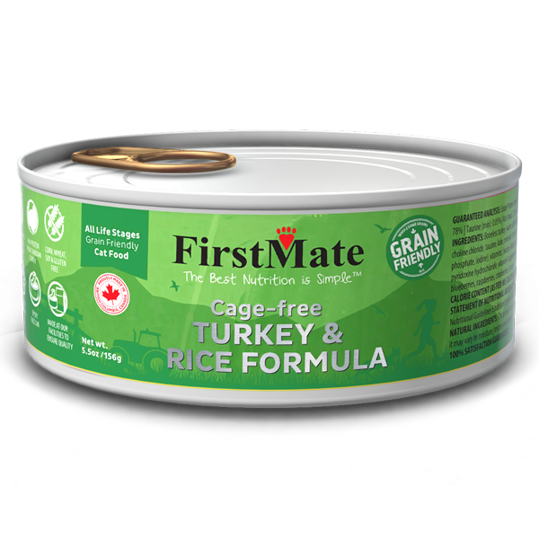 FirstMate-Grain-Friendly-Cage-Free-Turkey-&-Rice-for-Cats