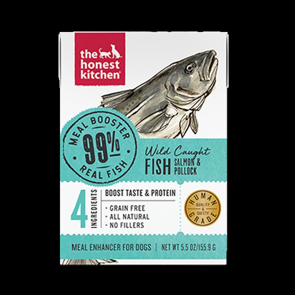 The-Honest-Kitchen-Grain-Free-Meal-Booster-99%-Wild-Salmon-&-Pollock