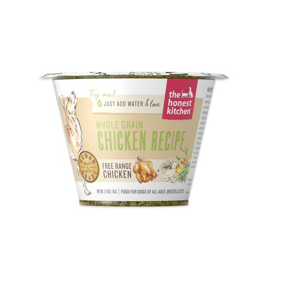 The-Honest-Kitchen-Whole-Grain-Chicken-(Revel)-Single-Serve-Cups